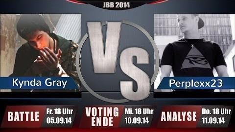 JBB 2014 8tel-Finale 8 8 - Kynda Gray vs