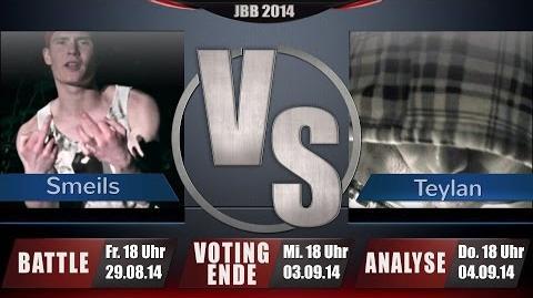 JBB 2014 8tel-Finale 7 8 - Smeils vs