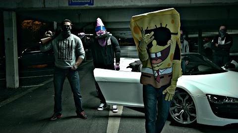 SpongeBOZZ - No Cooperacion Con La Policia ► Planktonweed Tape 17.04. 2015 ◄ prod