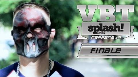 Bang Bars Gang vs. ME-L Techrap & MoooN Finale HR1 -FINALE- VBT Spash!-Edition 2014