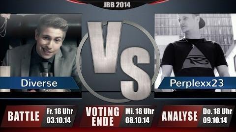 JBB 2014 4tel-Finale 4 4 - Diverse vs. Perplexx23 ANALYSE