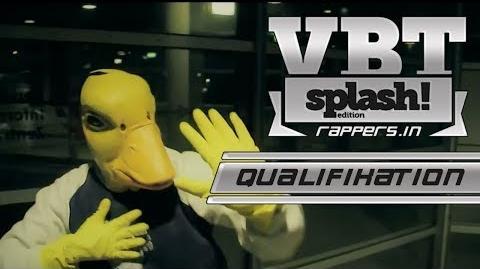 VBT Splash!-Edition 2014- Trill Fingaz (Vorauswahl)