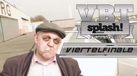 Flensburg vs. Akfone & Mikzn (Die lässig Verträumten) RR2 -Viertelfinale- VBT Splash!-Edition 2014