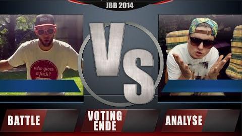 JBB 2014 8tel-Finale 1 8 RR - 4tune vs