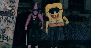 Patrick-Bang-und-Spongebozz
