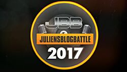 JuliensBlogBattle 2017