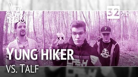 Yung Hiker vs TALF (feat
