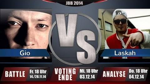 JBB 2014 FINALE - Gio vs