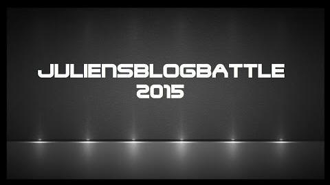 JuliensBlogBattle 2015 - QUALIFIKATION