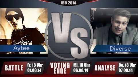 JBB 2014 8tel-Finale 4 8 HR - Aytee vs. Diverse ANALYSE - Teil 1