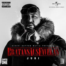 BBM Juri Album Cover