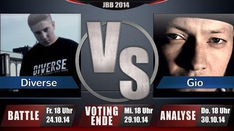 JBB 2014 Halbfinale 2 2 - Diverse vs