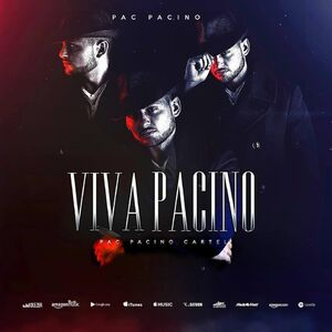 Pac Pacino EP Cover