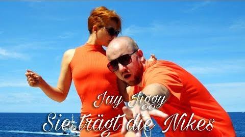 Jay Jiggy - SIE TRÄGT DIE NIKES