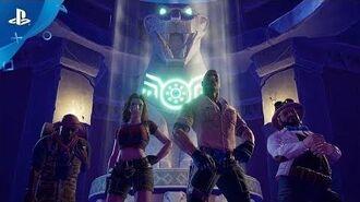 Jumanji- The Video Game - Gameplay Trailer - PS4
