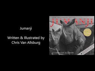 Jumanji (Read by Robin Williams)