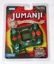 Jumanji LCD Packing