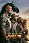 Jumanji The Next Level Final Poster