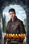 Jumanji The Next Level Character Poster 05