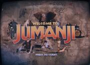 Jumanji Video Game Start