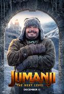 Jumanji The Next Level Character Poster 03