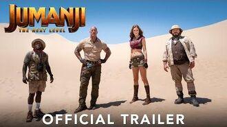 JUMANJI THE NEXT LEVEL - Official Trailer (HD)-1