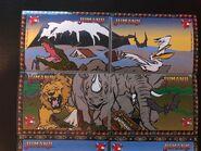 Jumanji Sticker 2