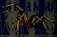 Jumanji Novel Spider