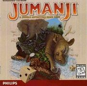 Jumanji PC game