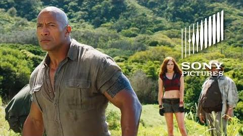 JUMANJI WELCOME TO THE JUNGLE - Choose (In Theaters Christmas)