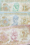 Jumanji Bank Notes 4