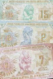 Jumanji Bank Notes 4