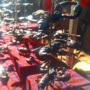 Bazaar Scorpions