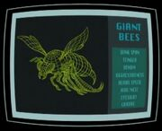 Giant Bee File