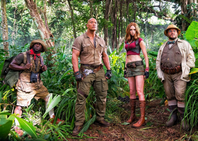File:Jumanji 2 cast photo.png