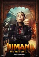 Jumanji The Next Level Character Poster 06