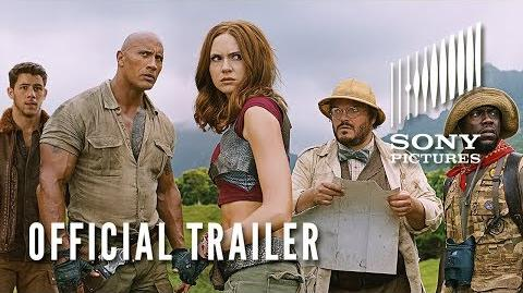 JUMANJI WELCOME TO THE JUNGLE - Official Trailer 2
