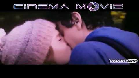 "JUMANJI 2 ( After the adventure ""Spencer"" kiss "" Martha"" )"