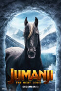 Jumanji The Next Level Character Poster 07