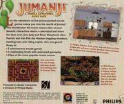 Jumanji pc back