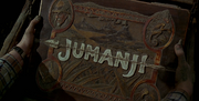 Jumanji Digging Out The Past
