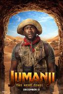 Jumanji The Next Level Character Poster 04