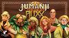 Jumanji Fluxx Cast