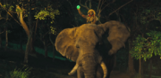 Jumanji-2017 Elephant