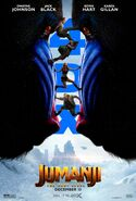 Jumanji the Next Level 4DX Poster
