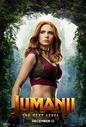 Jumanji The Next Level Character Poster 02