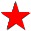 El puño de la estrella del norte icono