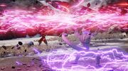 Freezer vs Son Goku Jump Force