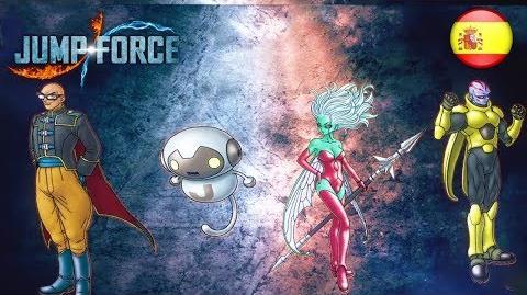 JUMP Force - PS4 XB1 PC - Original Characters by Akira Toriyama (Español)