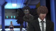 Light Yagami y Ryuk